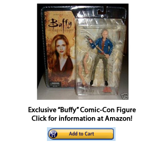 buffy merchandise collectibles