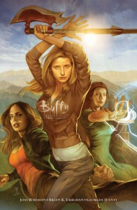 buffy comics