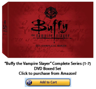 buffy blu ray
