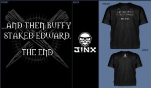 buffy t shirts