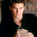 buffy vampires angel, david boreanaz