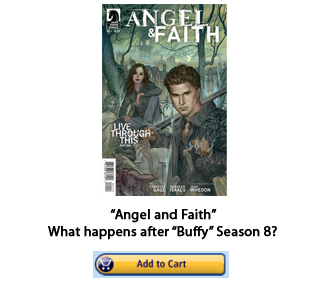 angel comics