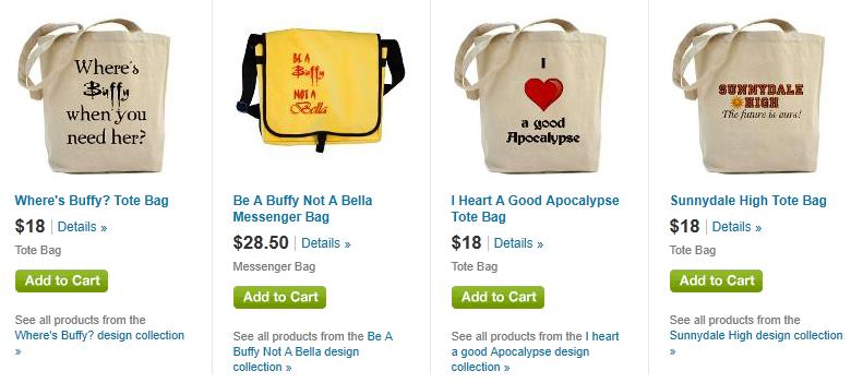 buffy bags