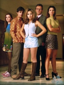 buffy season 1, sunnydale buffy