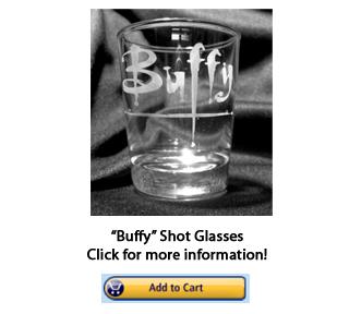buffy drinking game shot pint glasses
