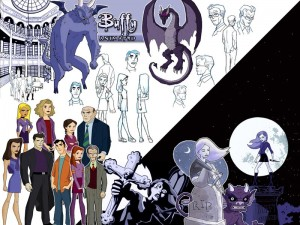 buffy animated series