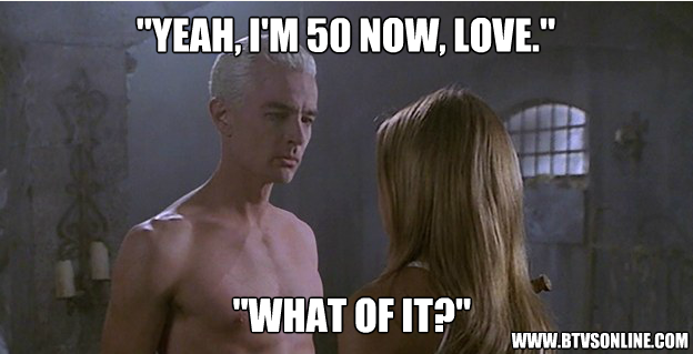 Spike Meme — Happy Birthday to James Marsters