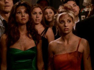 buffy homecoming