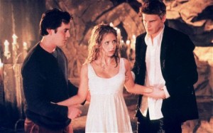 buffy prophecy girl