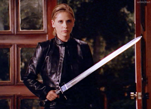 buffy selfless