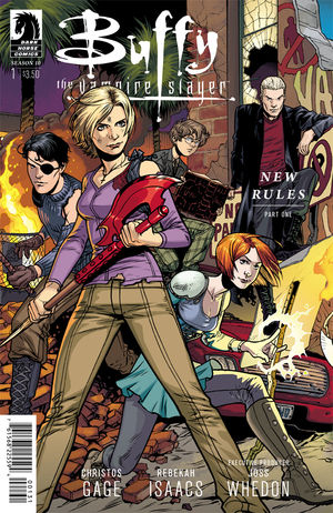 buffy season 10
