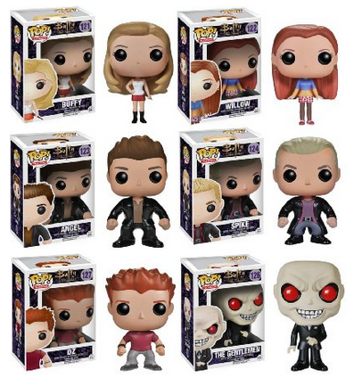 buffy pop vinyl figures