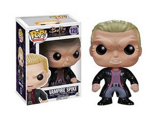 spike vampire buffy pop vinyl figure