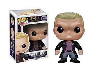 spike vampire buffy pop vinyl figure